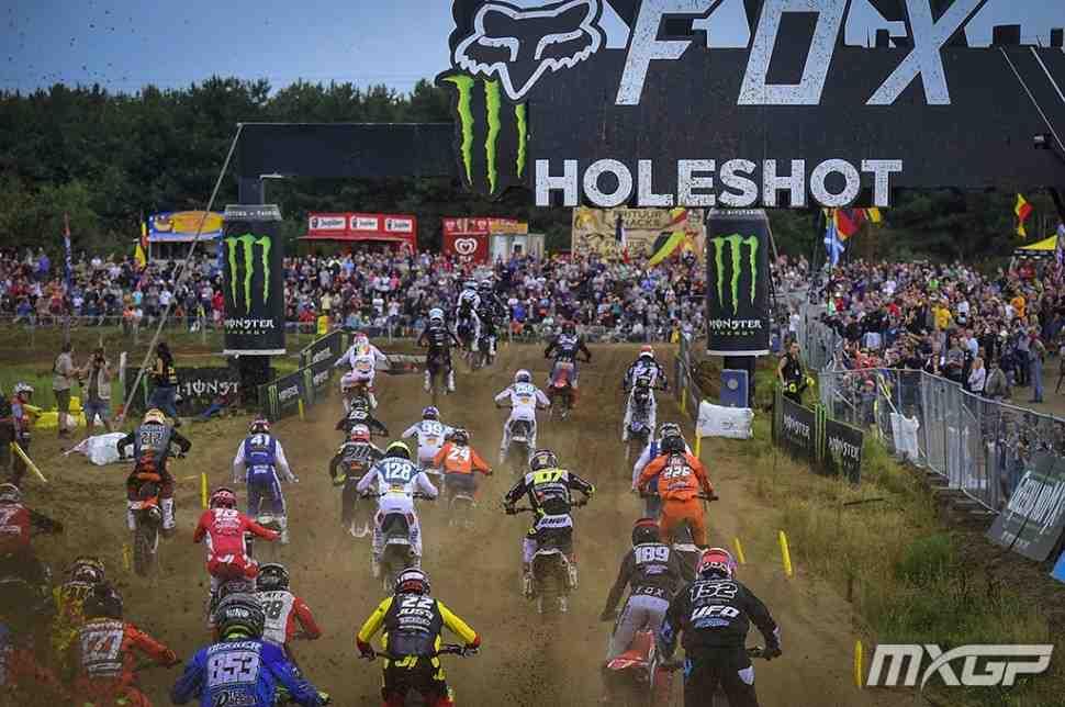 Мотокросс: видео и результаты квалификации Гран-При Бельгии MXGP/MX2