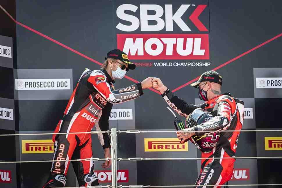 ����� ������ Ducati: ������� ����� ����� ���� � MotoGP, � ������ �������� � ����������