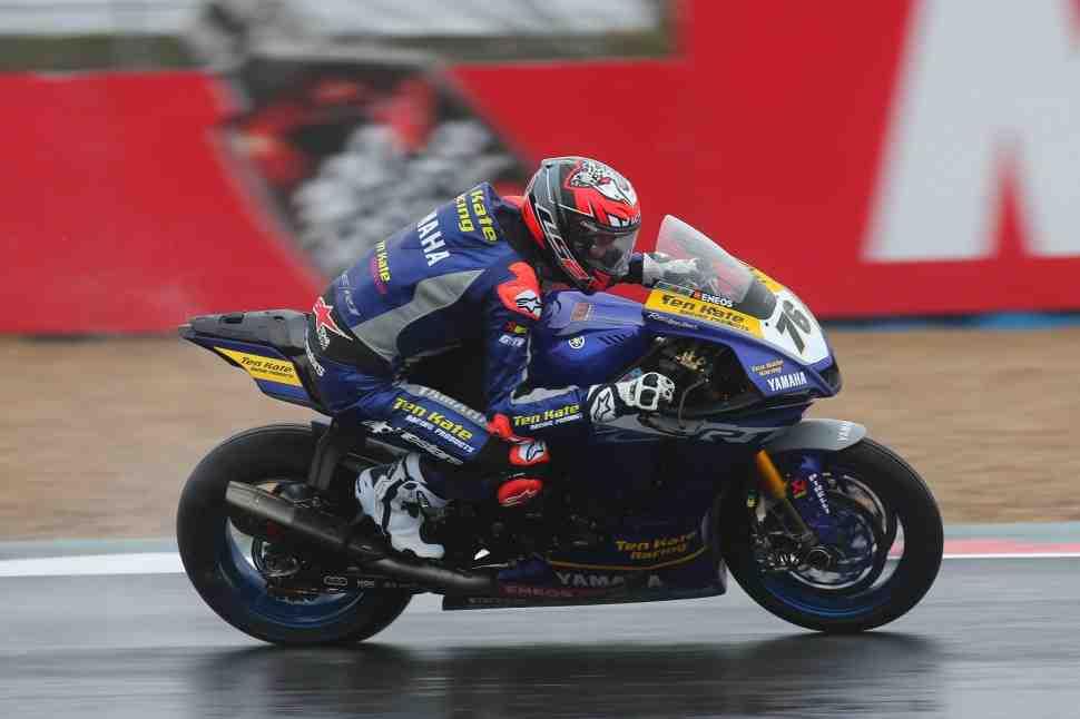 WSBK: ��������� Yamaha ������� ������ - ��������� � Magny-Cours ����� FP3