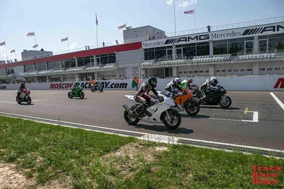 3-часовой Endurance состоится 29 июня в Moscow Raceway