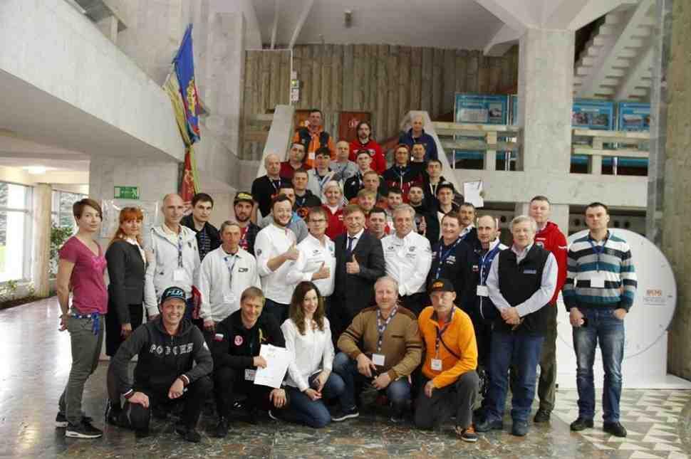 Мотокросс: MXGP Академия стартовала в ВДЦ Орленок