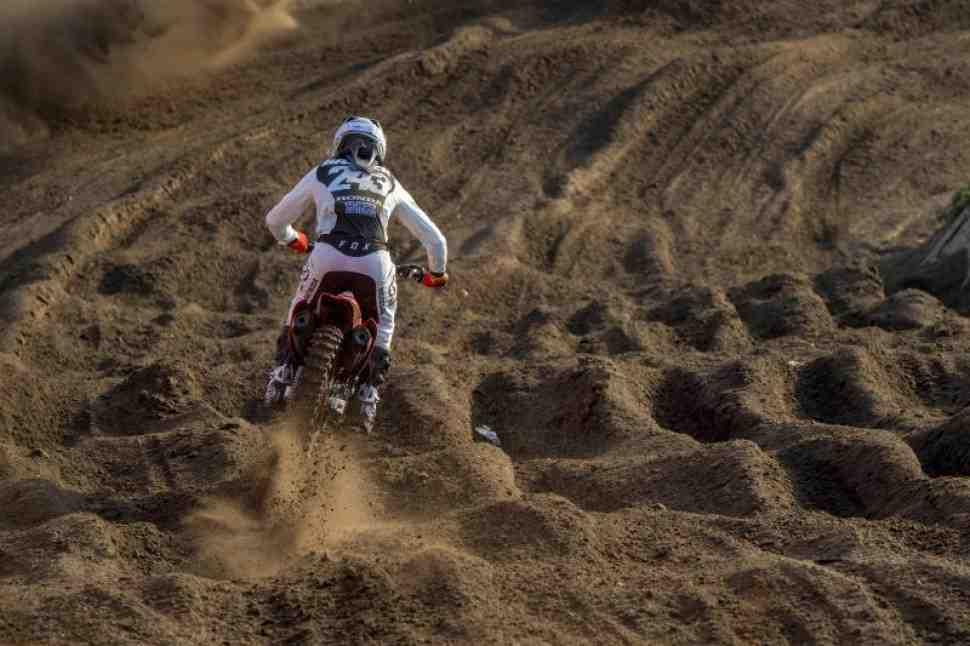 Мотокросс MXGP: Тим Гайзер - трек сильно отличается от прошлых лет