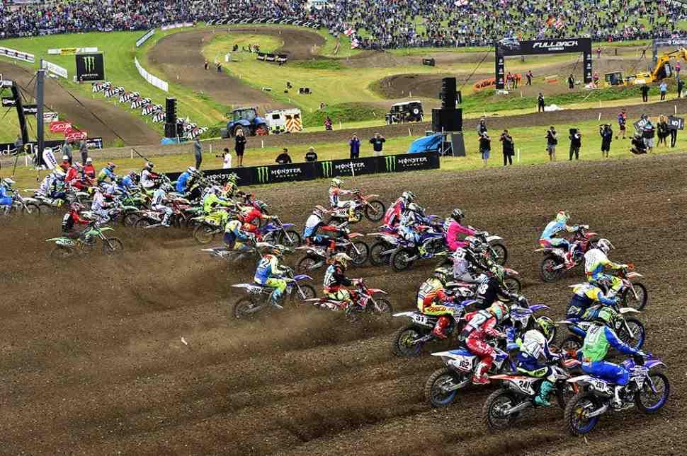 Мотокросс: расписание и хронометраж 9 этапа чемпионата Мира - MXGP Великобритании