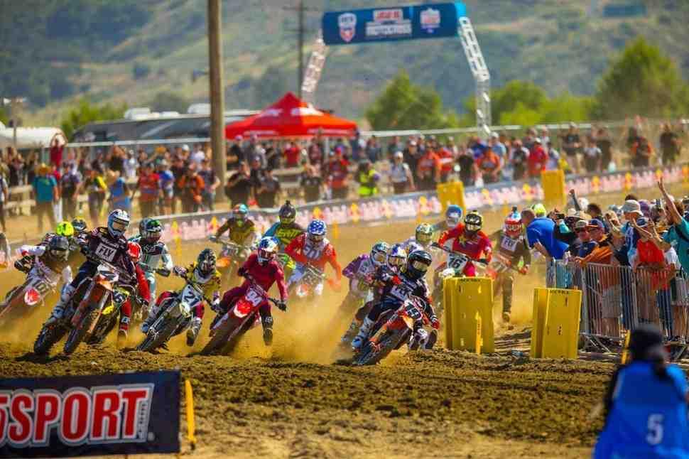 AMA Motocross: ключевые моменты 2-го этапа, Fox Raceway - видео и результаты