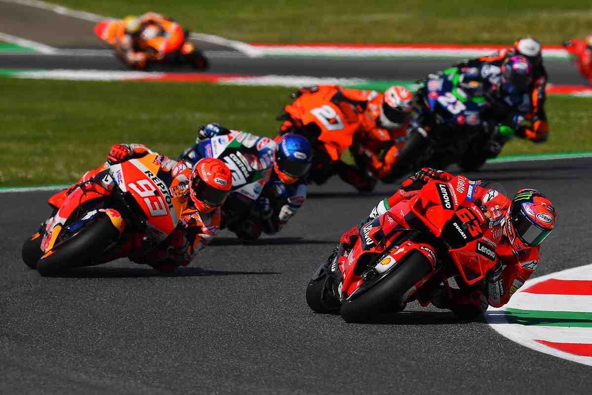 Делая выбор в Муджелло: лидеры MotoGP поставили на Medium-Medium для Гран-При Италии