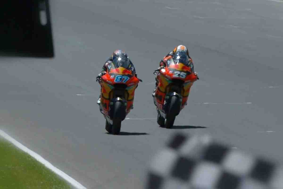 Гран-При Италии: Битва за титул переходит в руки Red Bull KTM Ajo - 0.014 разделили лидеров Moto2