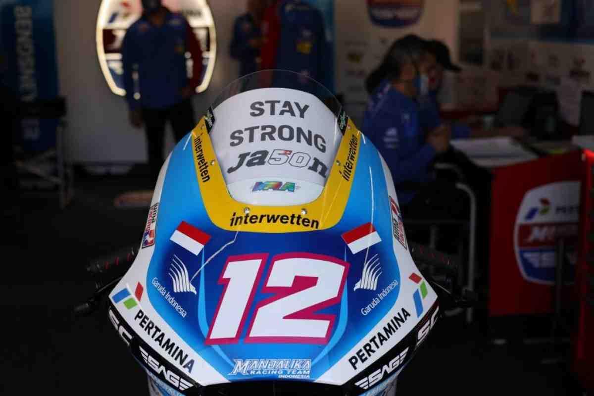Команды Moto3 и Moto2 снялись с Гран-При Италии после инцидента с Дюпаскье