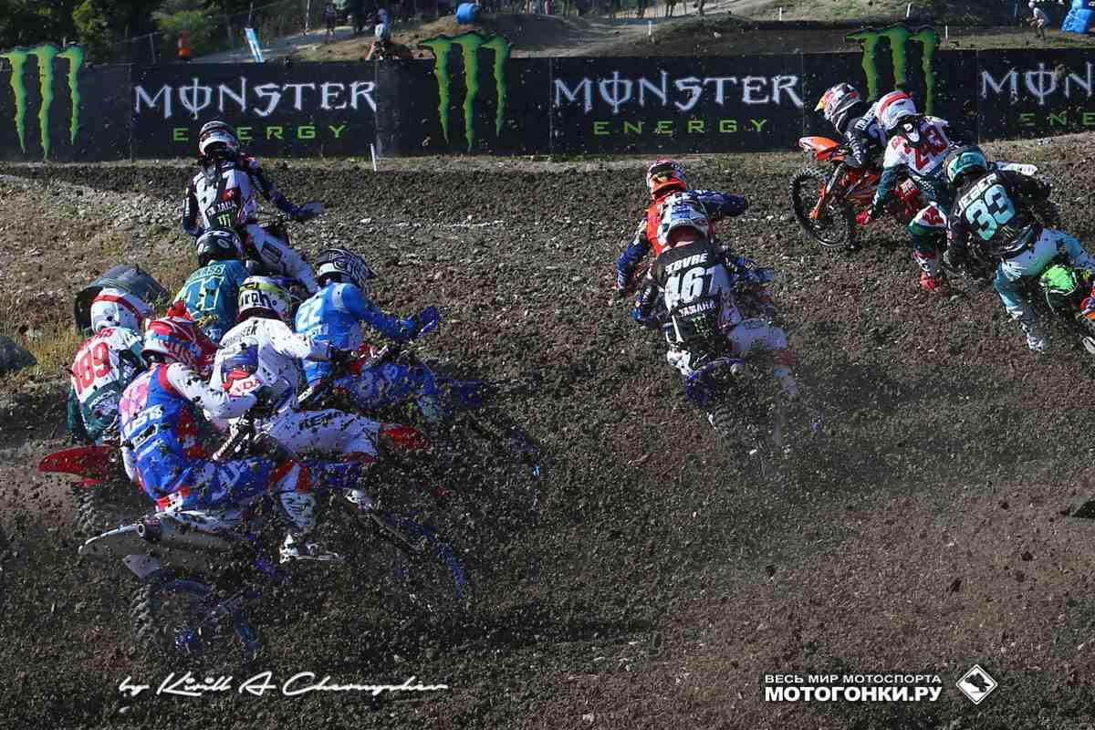 Мотокросс: списки участников Гран-При России MXGP/MX2 2021 - Орленок