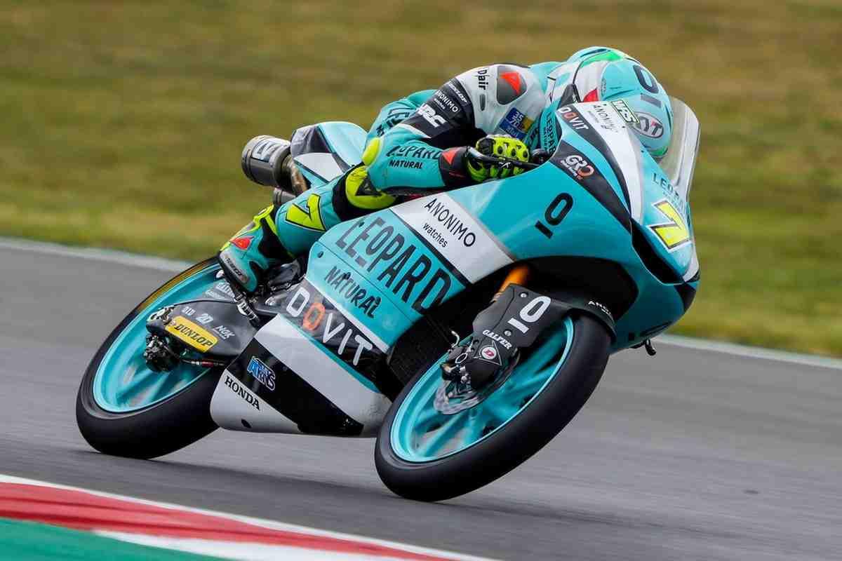 Результаты Гран-При Италии - класс Moto3