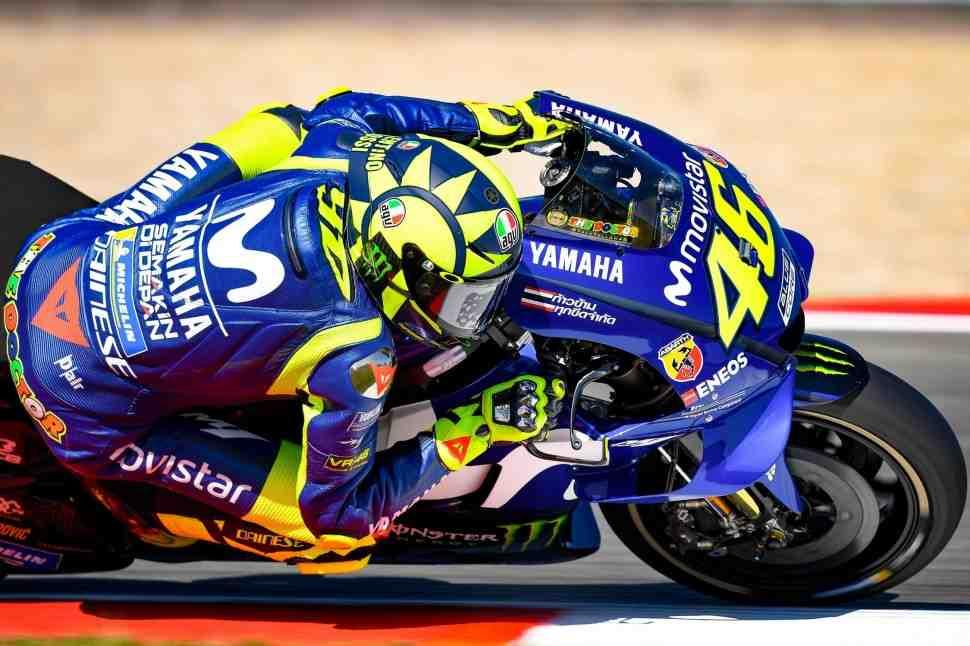 MotoGP: Марк Маркес и Валентино Росси вновь встретились на первой линии в DutchTT!
