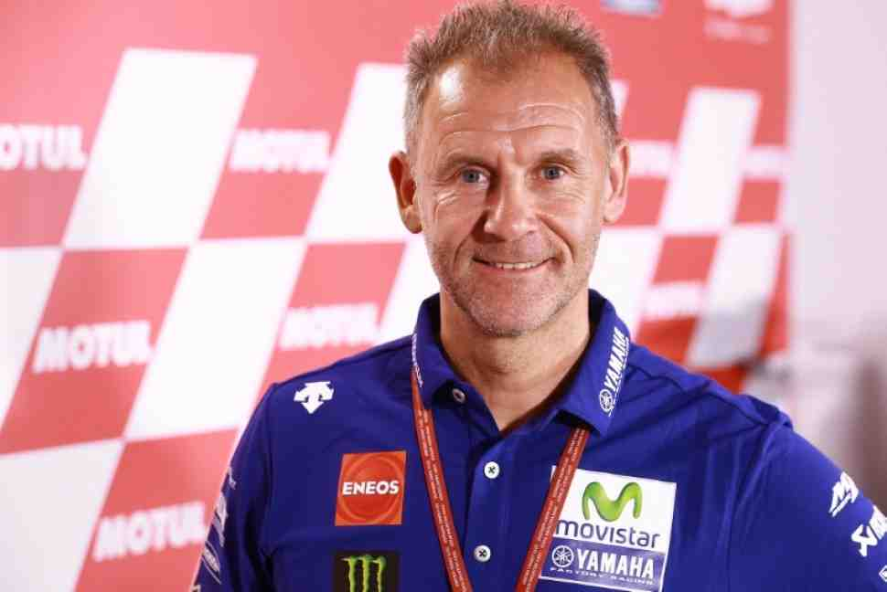 Новые подробности о Petronas Yamaha MotoGP: кто будет ее менеджером, инженером и кое-что еще