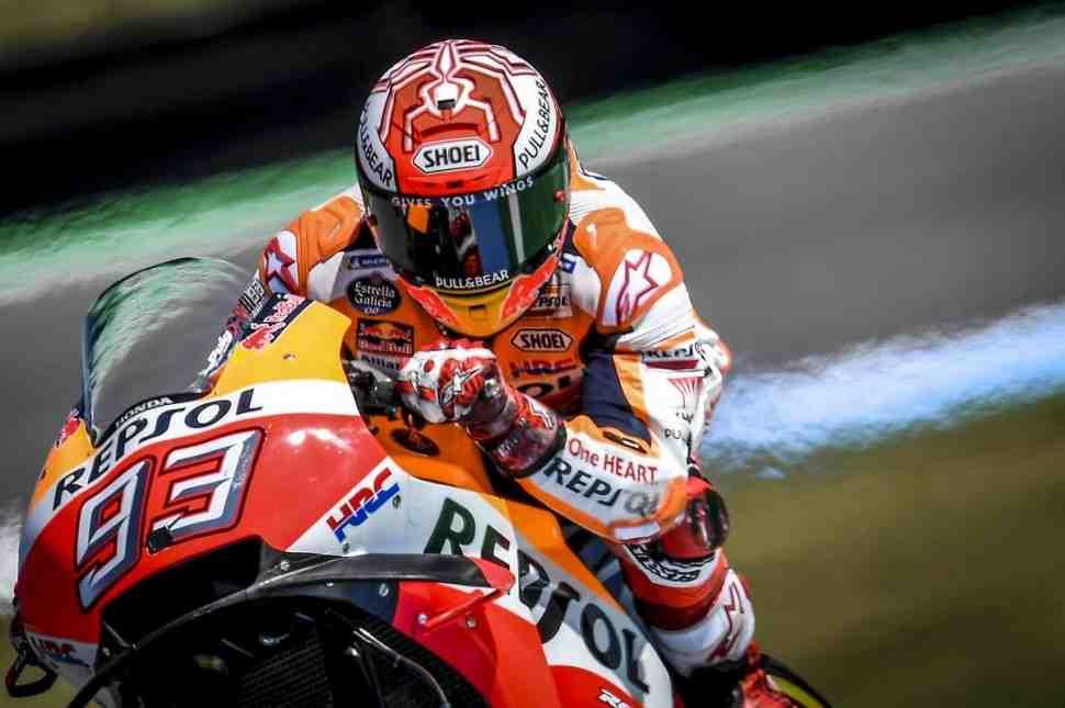 Ситуация в MotoGP за час до квалификации DutchTT: TOP-5 пилотов уложились в 0.062 сек!
