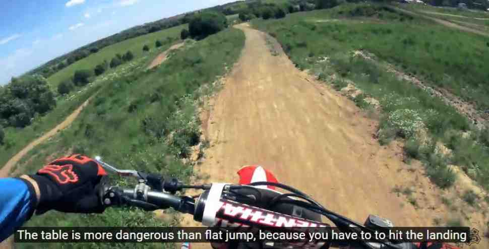 Тренируйся правильно: Прыжки в мотокроссе - комментирует Алексей Ярыгин (видео)