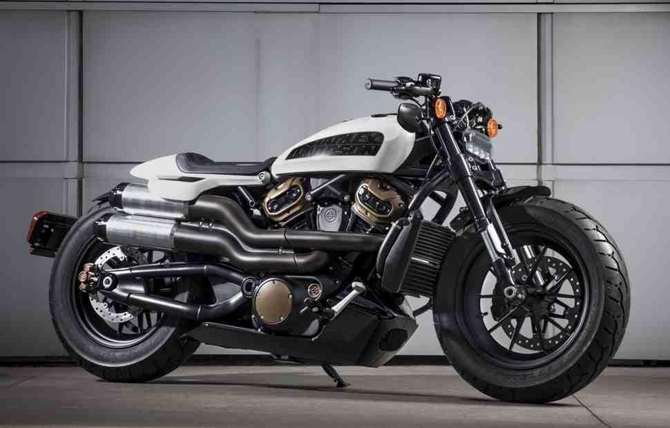 Harley-Davidson анонсировал программу захвата всех ниш мотоциклетного рынка к 2027 году