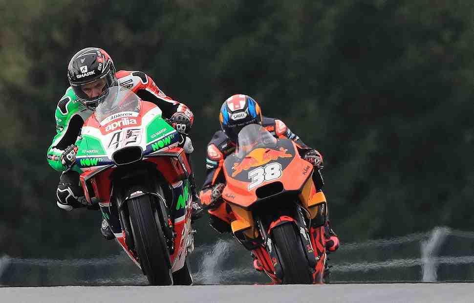 Брадли Смит может стать тест-пилотом Aprilia Racing в MotoGP