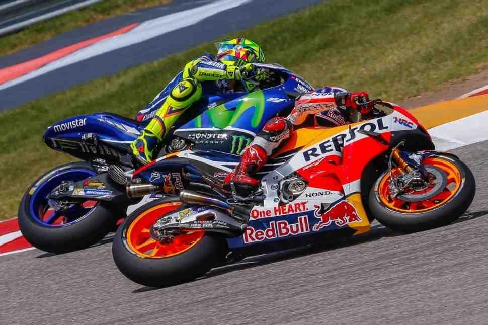 Почему Марк Маркес никогда не станет пилотом Yamaha в MotoGP