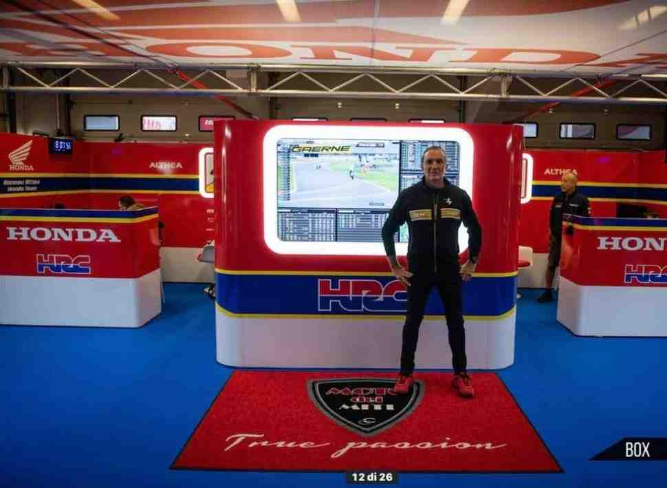 ����� � ������� Honda � �������: ���������� ������ MIE Racing � Althea � WSBK ��������