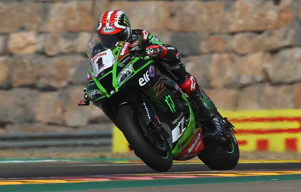 WSBK: ��� ���������� 3 ���� � �������� �� Superpole Race � �������