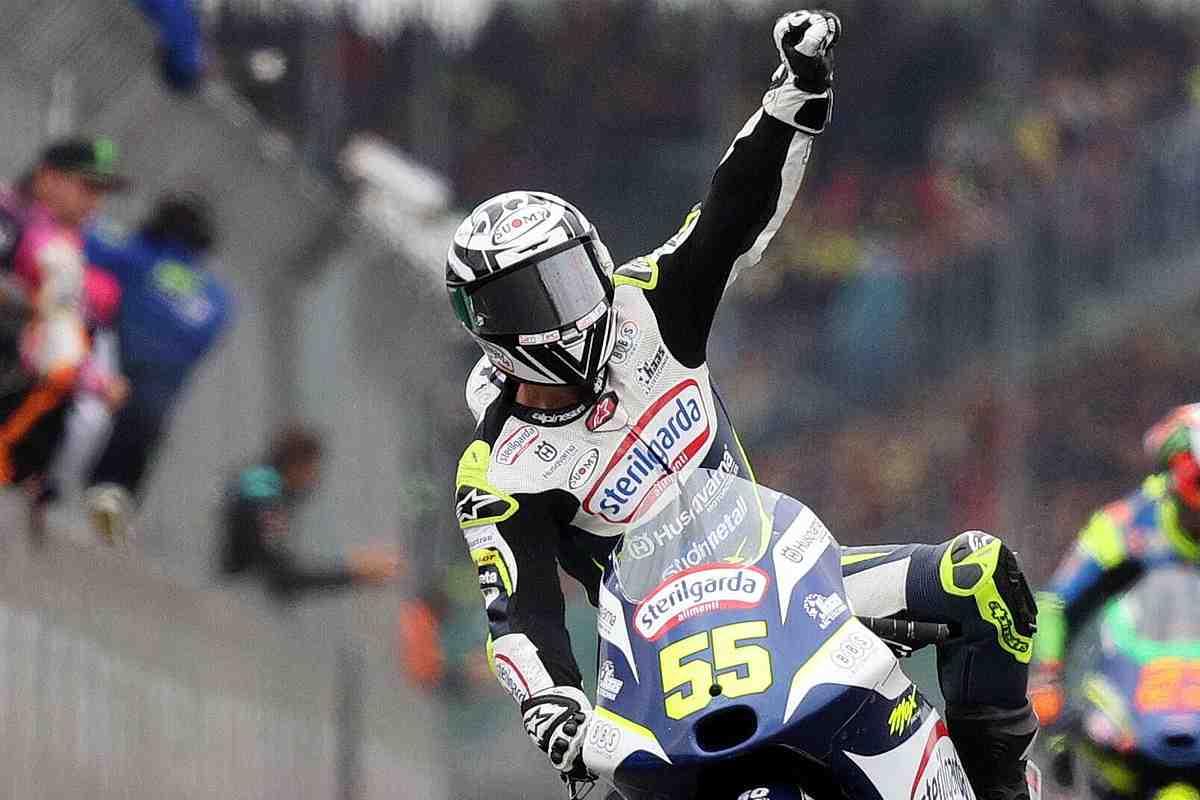 Moto2: Романо Фенати - Повторить идеальный уикенд BritishGP? Надежда на Мизино