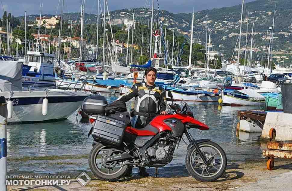 BMW Motorrad заявила о расширении программы Rent a Ride через дилерскую сеть в Европе