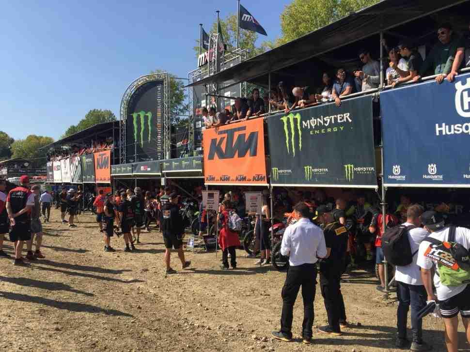 Мотокросс: Бобрышев в ТОП-10 - результаты Гран-При Италии MXGP/MX2, Имола
