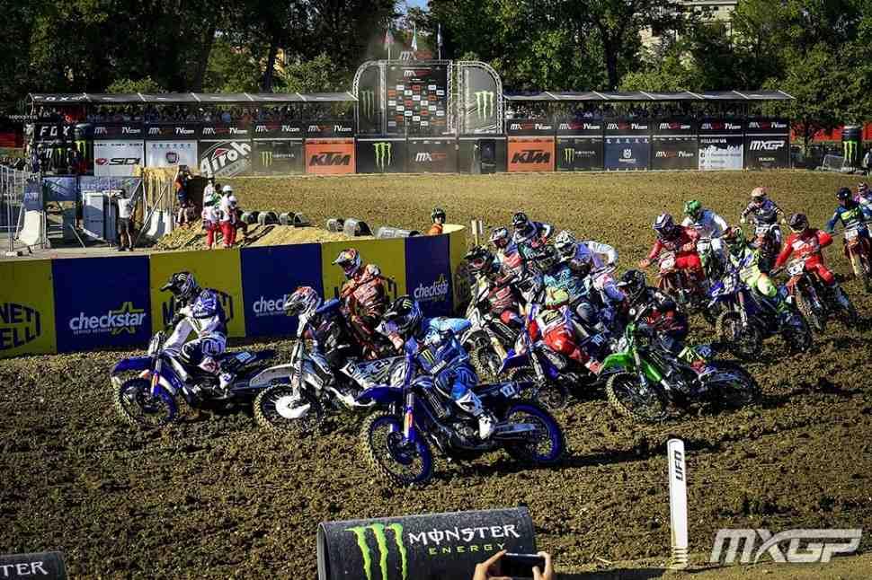 Мотокросс: результаты Имолы - квалификации Гран-При Италии MXGP/MX2