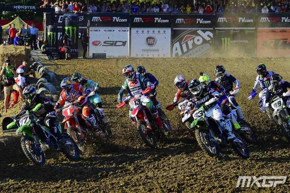 Мотокросс: видео Гран-При Италии MXGP/MX2 - чемпионат Мира 2018 завершен