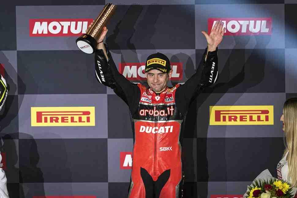 WSBK: ������� �������� - � ��������� ������ � Ducati � ���� ��������� ���