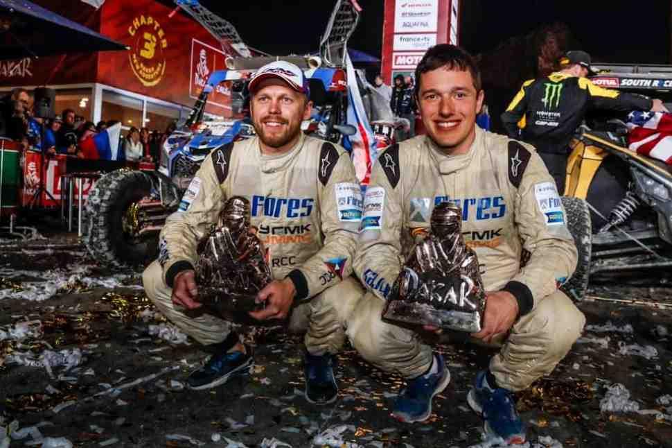 Сергей Карякин обрадовал фанатов: Дакар-2021 состоится для него и команды Snag Racing