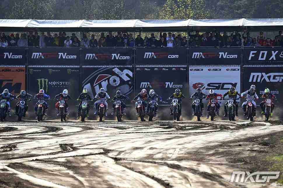 Мотокросс: результаты Гран-При Нидерландов MXGP/MX2