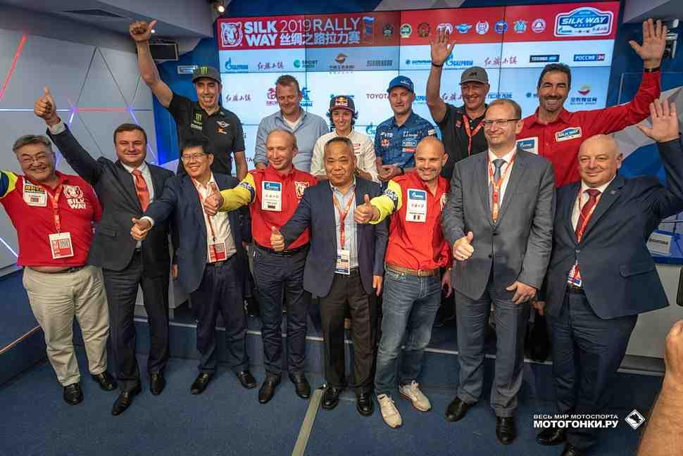 Silkway Rally 2019: Маршрут ралли «Шелковый путь» в деталях
