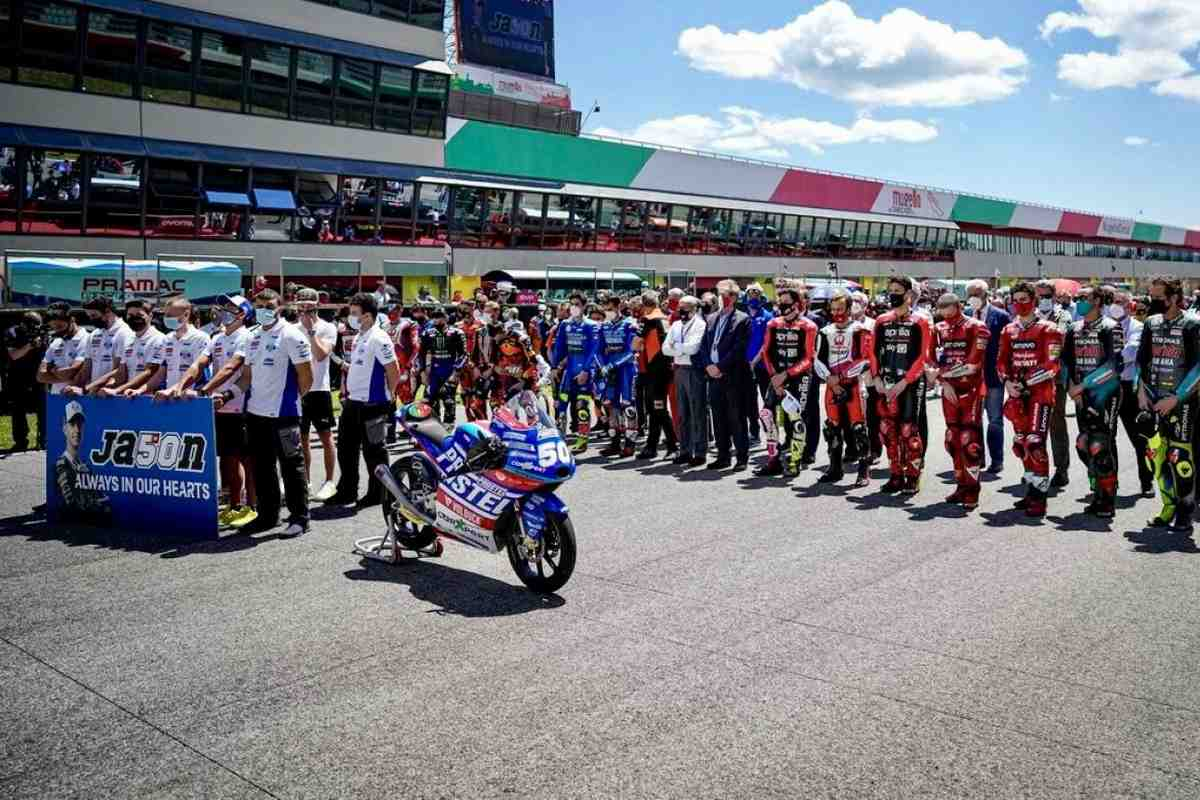 Show Must Go On: паддок MotoGP высказал свое мнение насчет гонки после анонса о смерти гонщика