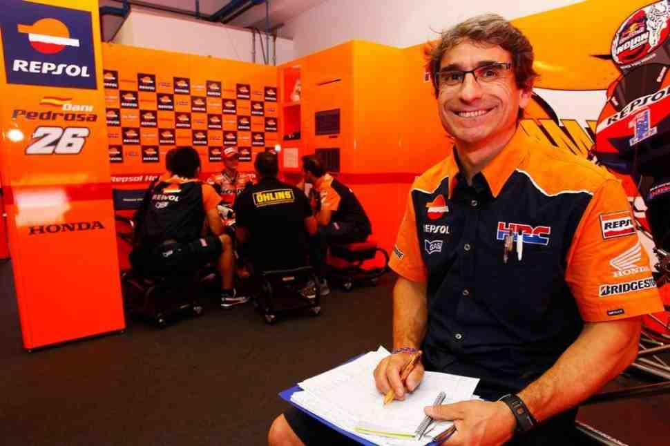 MotoGP: Команда Хорхе Лоренцо в Repsol Honda сформирована - Рамон Аурин станет ее шефом