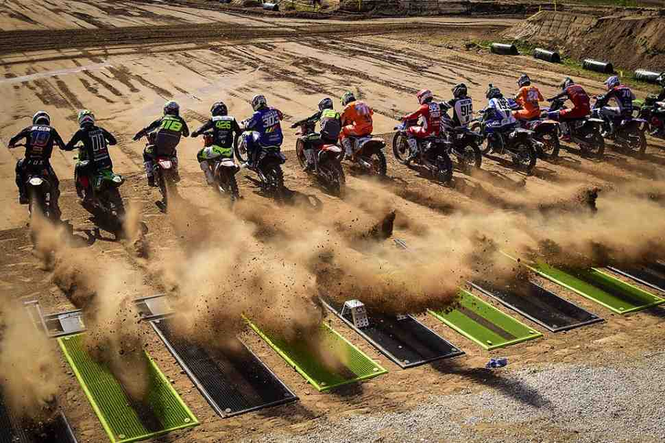 Мотокросс: MXGP резрешили пустить зрителей на Гран-При Эмильи-Романьи