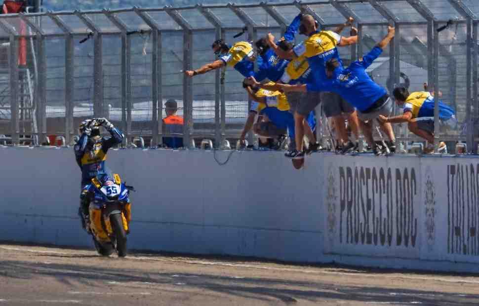 �� ��������: ��������� ����� Yamaha � ���������� ������ ����� �������������� � World Supersport