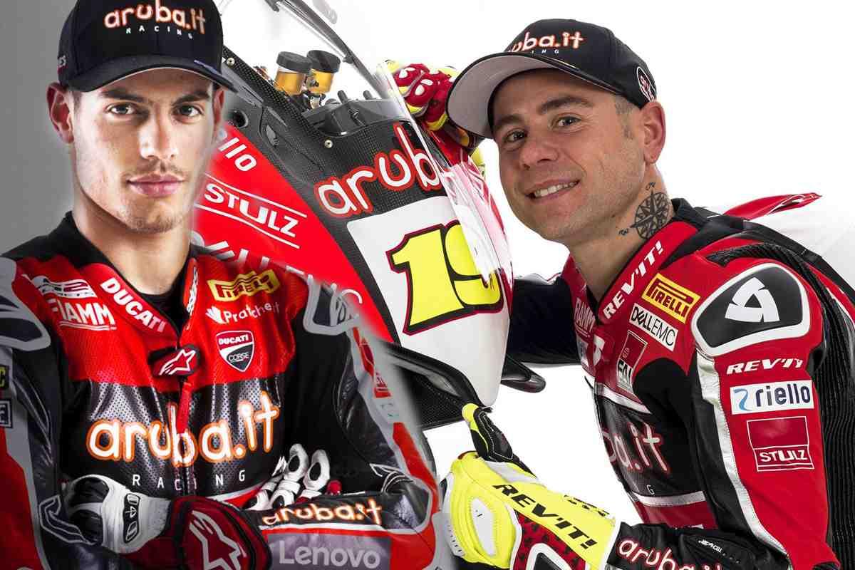 Aruba.it Racing Ducati WorldSBK ��������� ������ ������� �� 2022 ���