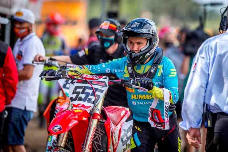 Мотокросс MXGP: Артем Гурьев пропустит финал чемпионата Мира