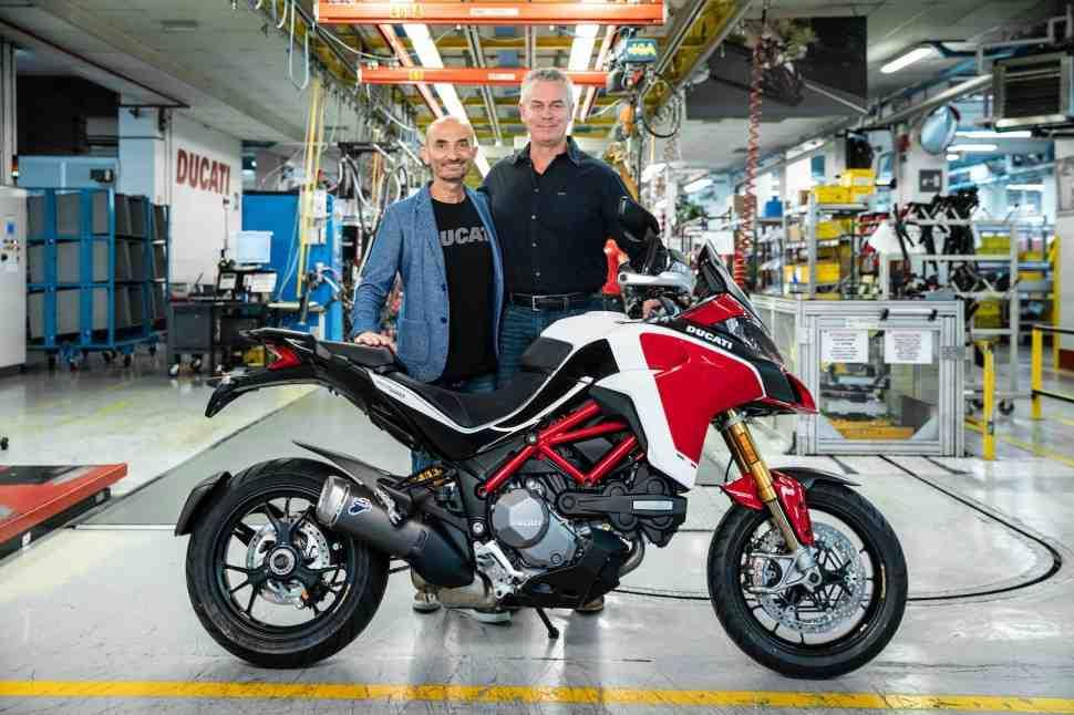 Несмотря на Covid: Ducati объявила о рекорде продаж по итогам 3 квартала 2020 года