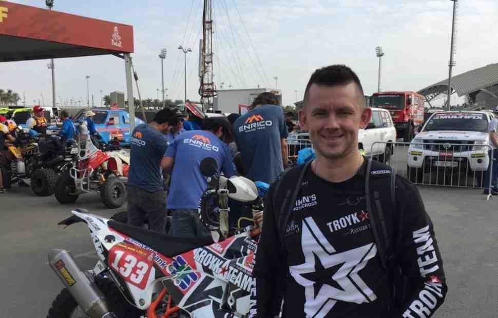 Дакар-2020: Дмитрий Агошков - проверки пройдены