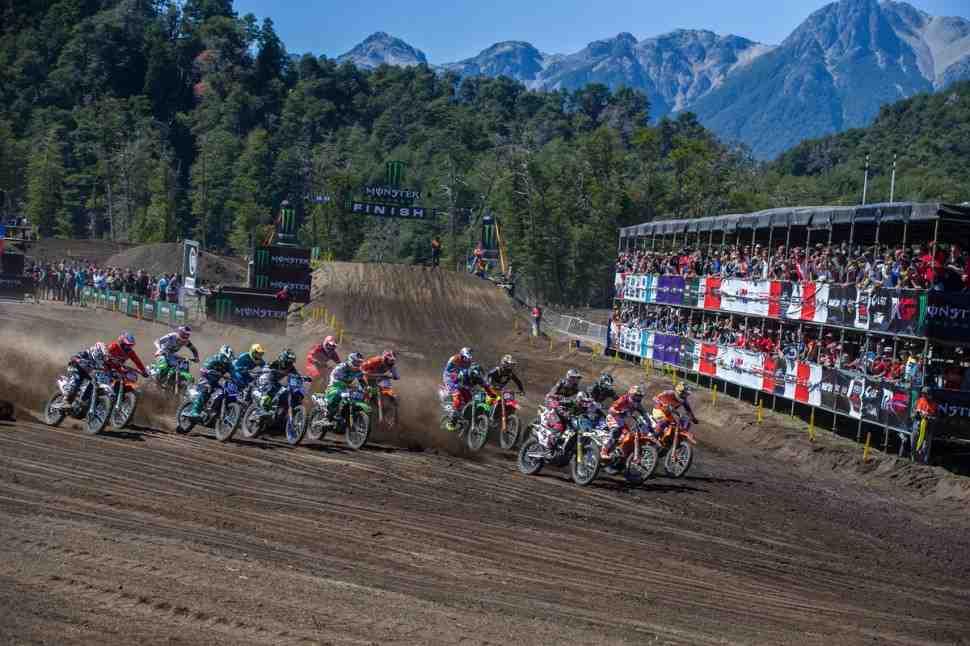 Мотокросс: результаты 2-го заезда и Гран-При Аргентины MX2