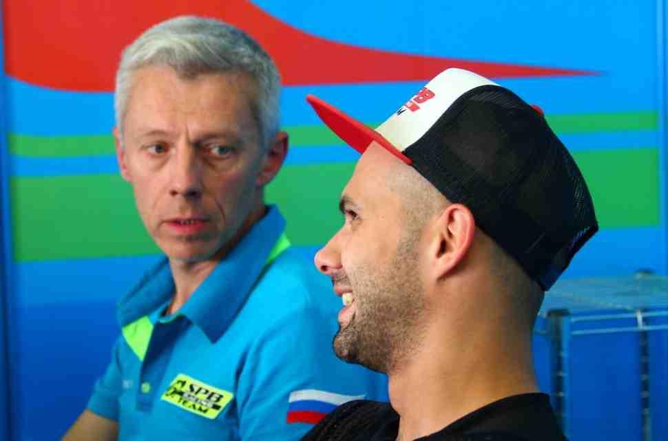 Владимир Леонов и SPB Racing планируют выйти на старт WorldSBK в Motorland Aragon