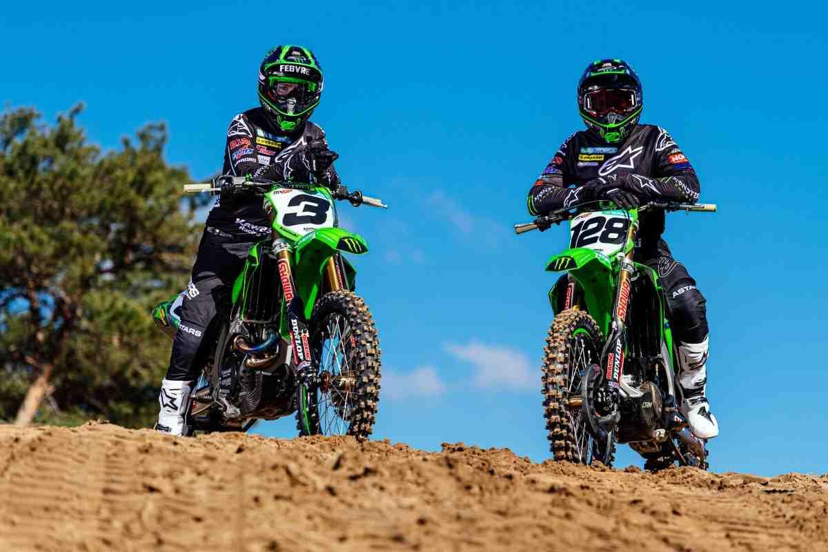 Мотокросс MXGP: заводская команда Kawasaki к сезону-2021 готова (видео)