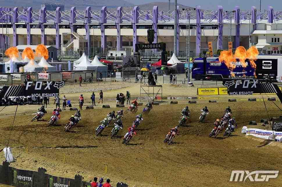 Мотокросс: Гран-При Турции MXGP получил поддержку президента Реджепа Эрдогана