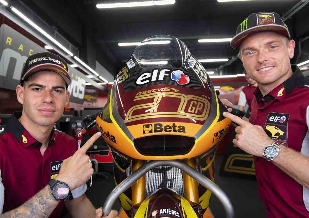 Первый день Гран-При Каталонии: как он сложился для Moto2 и Moto3 - результаты и обзор