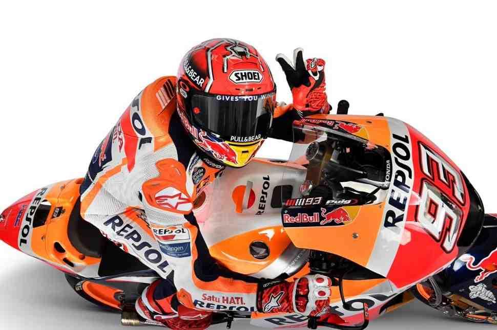 Repsol остается титульным спонсором Honda MotoGP
