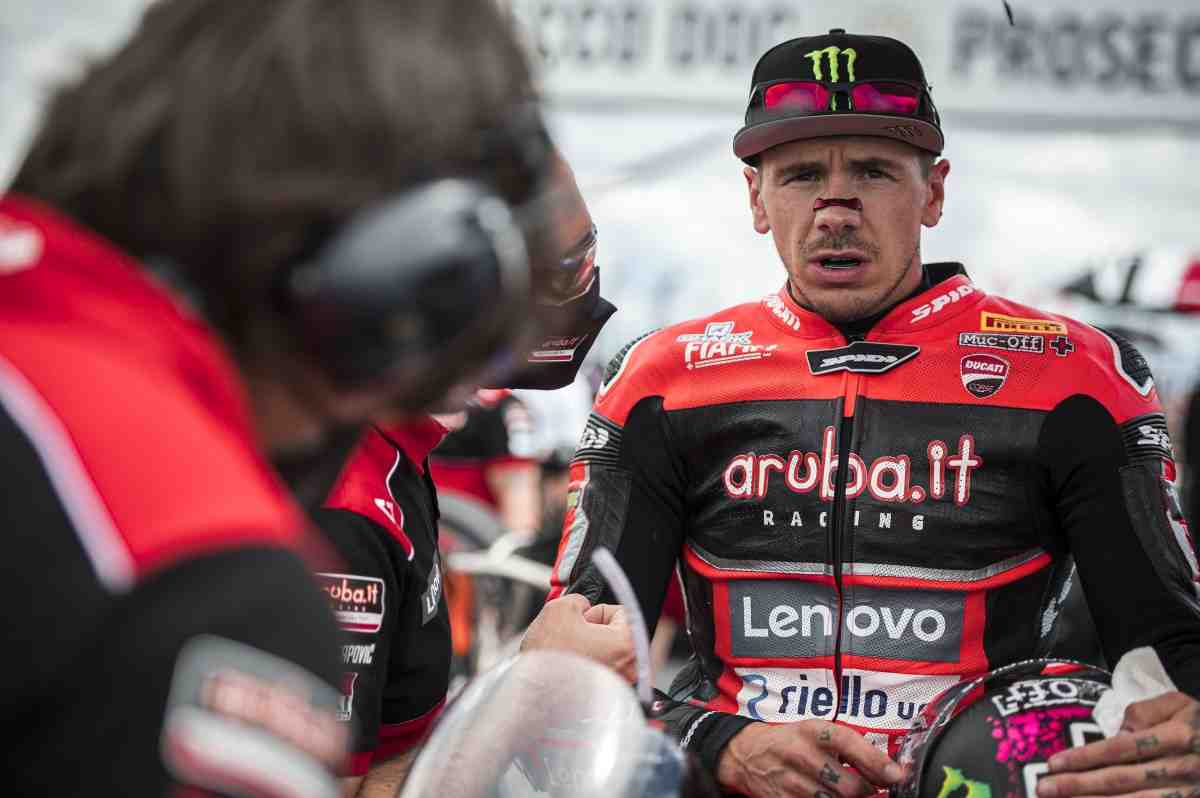 WSBK: ����� ������ - ����� ������� ������, ��� ������ ���� � Ducati