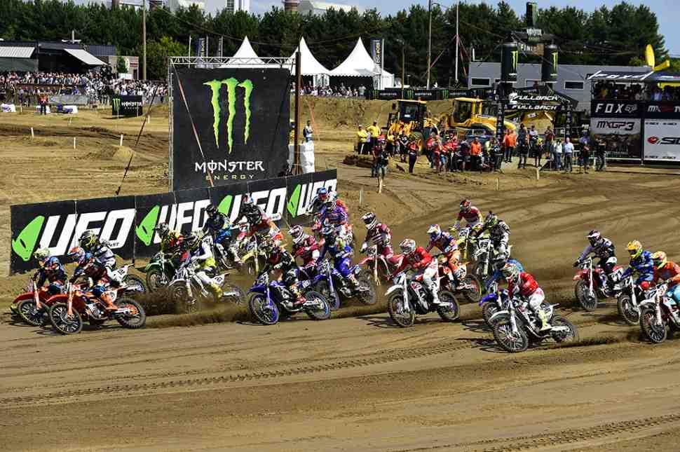 Мотокросс: Гран-При Бельгии MXGP - расписание и онлайн хронометраж 15 этапа Чемпионата Мира