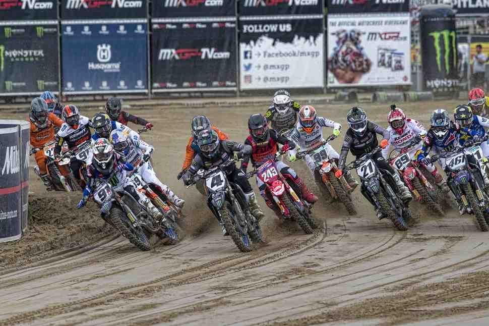 Мотокросс: результаты Гран-При Бельгии MXGP/MX2 в Ломмеле