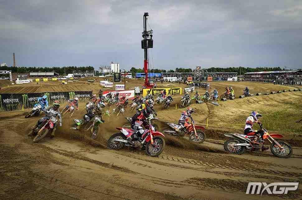 Мотокросс: видео Гран-При Бельгии MXGP/MX2 в Ломмеле
