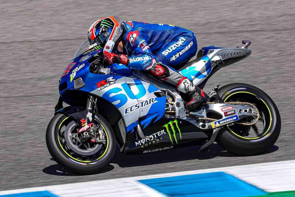 MotoGP: Suzuki внедрит полноценный holeshot device на Гран-При Штирии